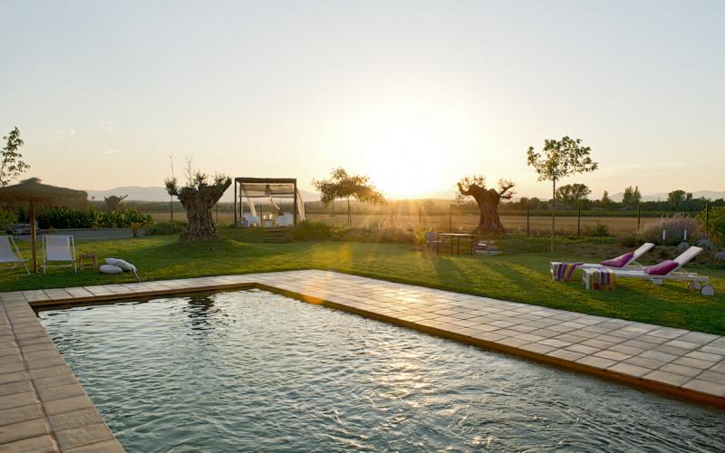 Mas Can Mai Hotel Boutique Rusticae piscina