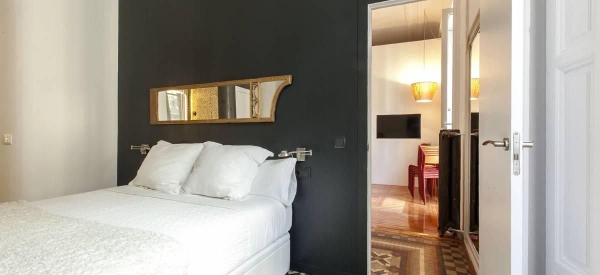 Rusticae Madrid Apartamentos Matute 11 con encanto Habitación 4