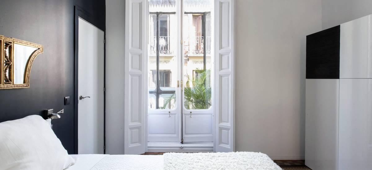 Rusticae Madrid Apartamentos Matute 11 con encanto Habitación 5