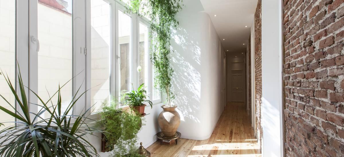 Rusticae Madrid Apartamentos Matute11 con encanto zona común