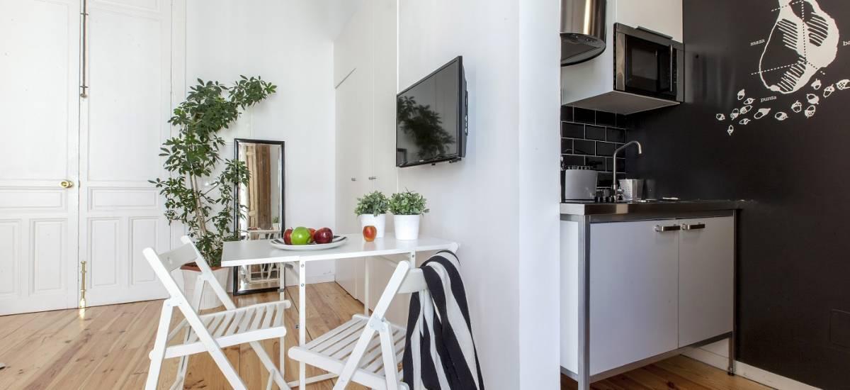 Rusticae Madrid Apartamentos Matute11 con encanto Cocina