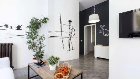 Rusticae Madrid Apartamentos Matute11 con encanto Apartamento