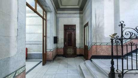 Rusticae Madrid Apartamentos Matute11 con encanto Entrada