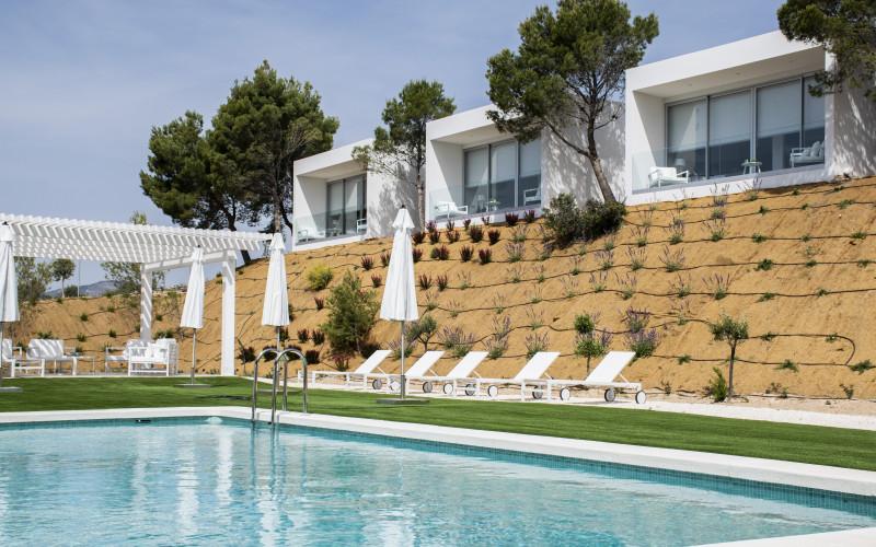 Nature Suites Hotel Puig Campana Rusticae Piscina