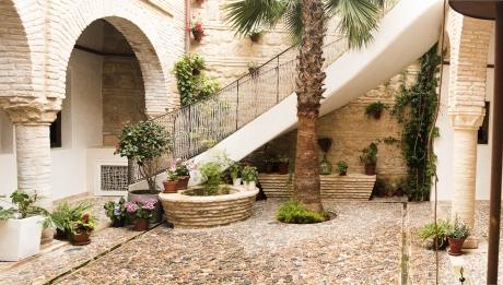 Rusticae Hotel Córdoba con encanto Patio