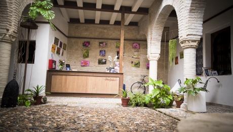 Rusticae Hotel Córdoba con encanto Zona común