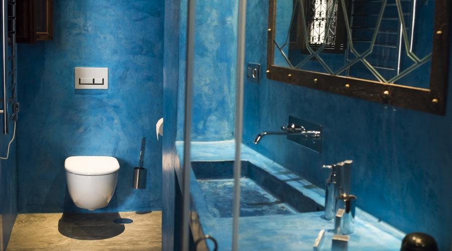 Rusticae Hotel Córdoba con encanto Baño