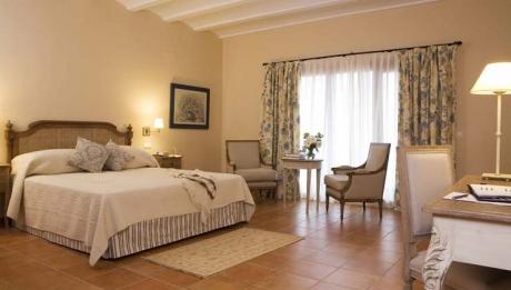 Rusticae Huelva Hotel con encanto Habitación