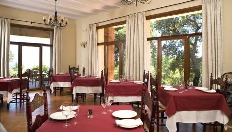 Rusticae Huelva Hotel con encanto Comedor