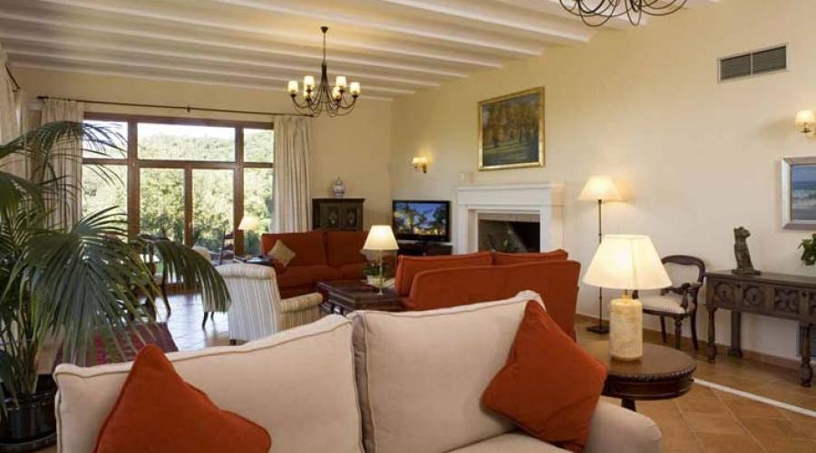 Rusticae Huelva Hotel con encanto Salón