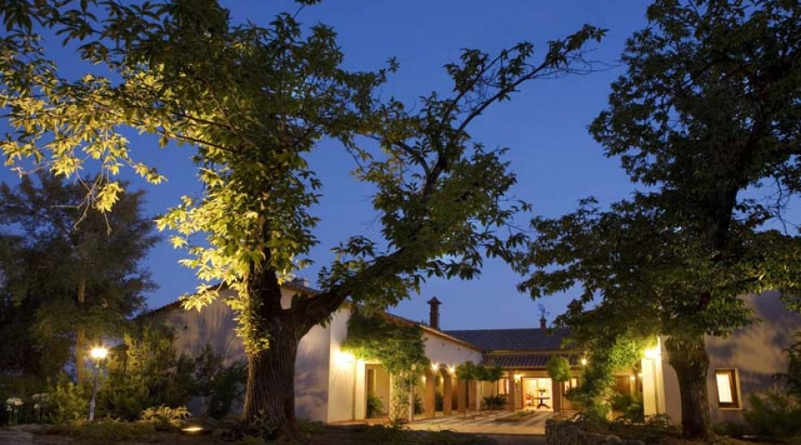 Rusticae Huelva Hotel con encanto Exterior
