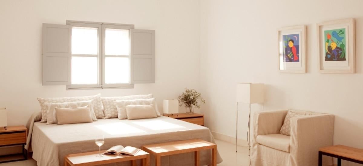 Rusticae Mallorca charming Hotel Predi Son Jaumell bedroom