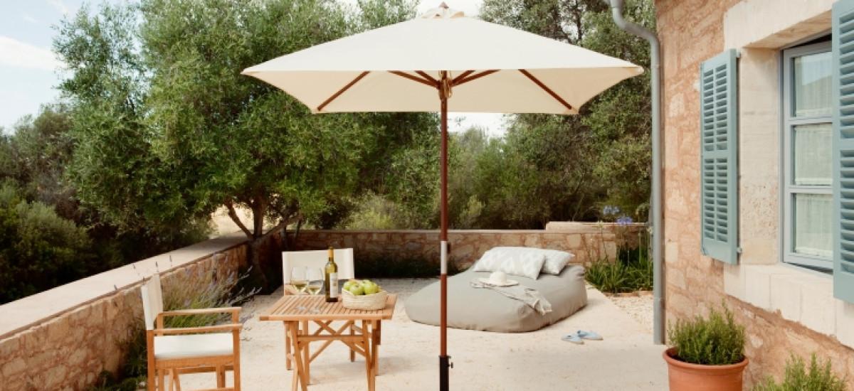 Rusticae Mallorca charming Hotel Predi Son Jaumell terrace