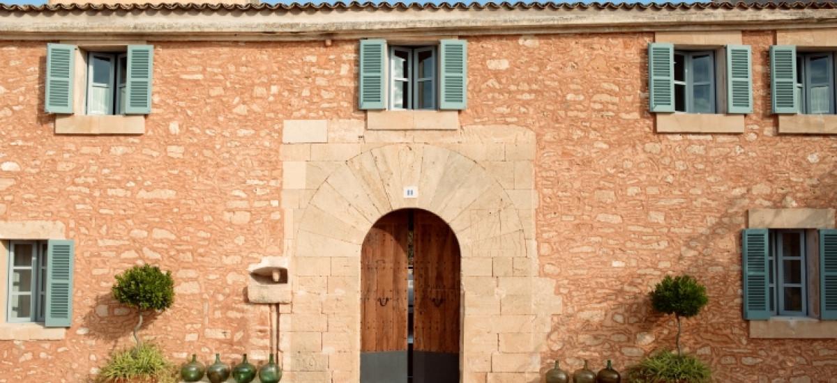 Rusticae Mallorca charming Hotel Predi Son Jaumell outside