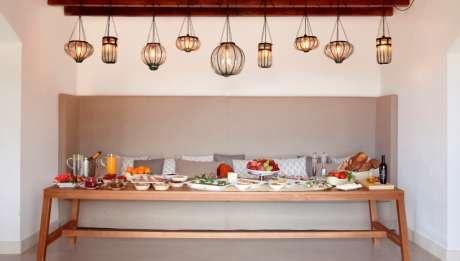 Rusticae Mallorca Hotel con encanto Comedor