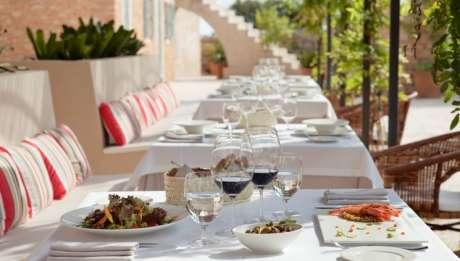 Rusticae Mallorca Hotel con encanto Terraza