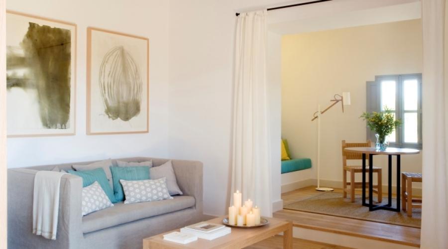 Rusticae Mallorca Hotel con encanto Salón