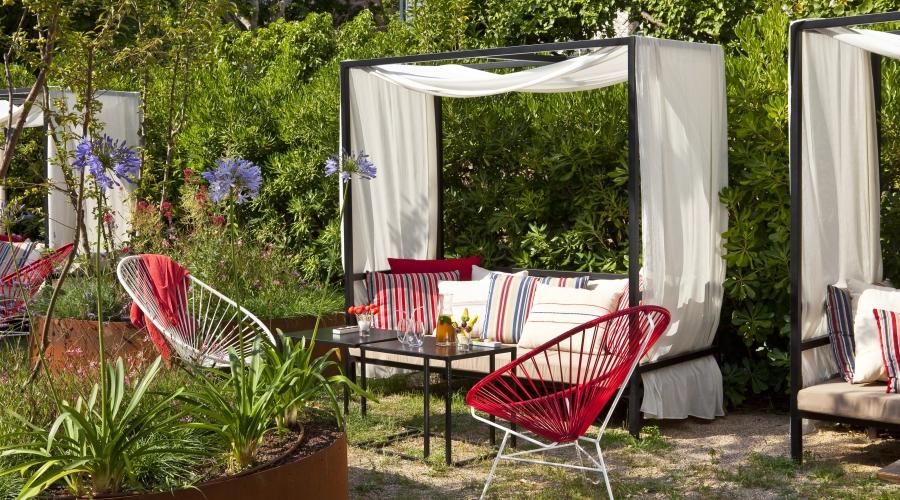 Rusticae Barcelona Hotel con encanto Terraza