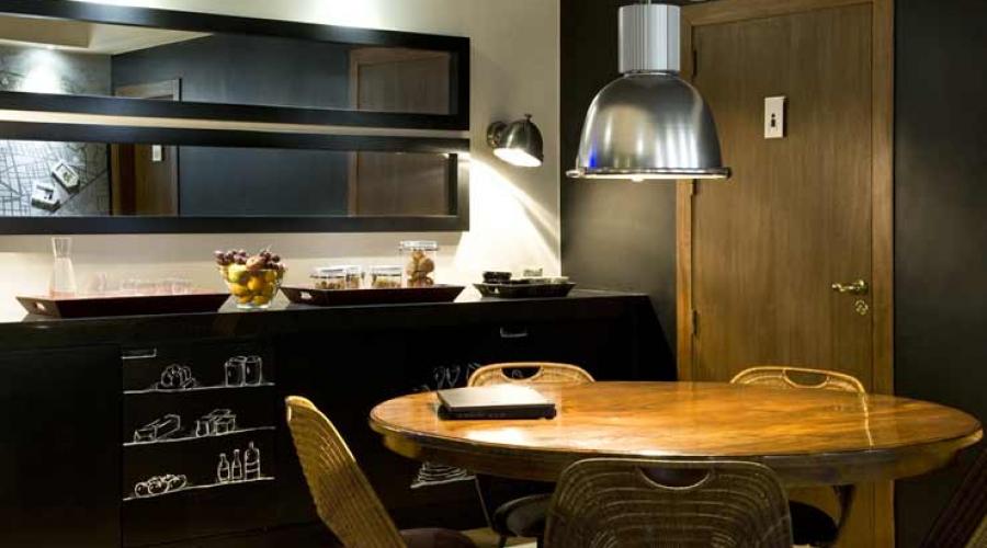 Rusticae Barcelona Hotel con encanto Comedor