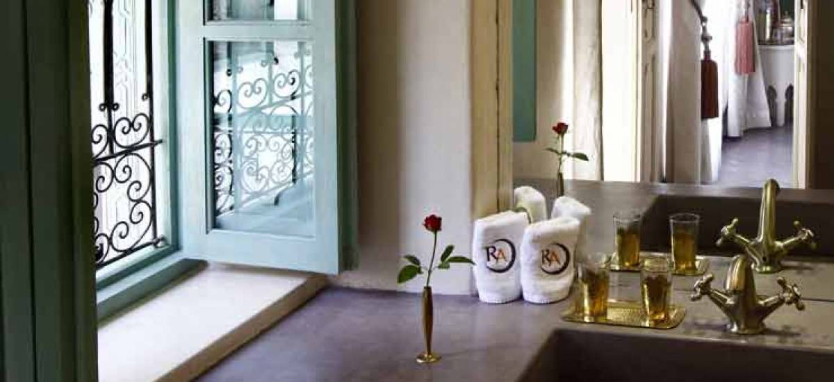 Rusticae Marruecos Hotel Riad Abracadabra charming bedroom