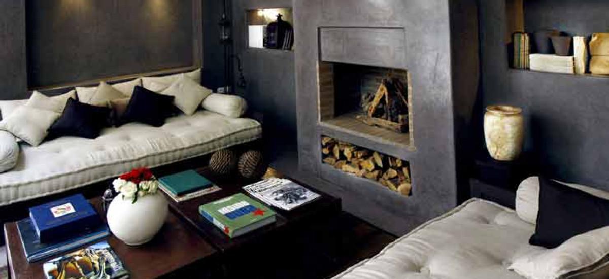 Rusticae Marruecos Hotel Riad Abracadabra charming living room