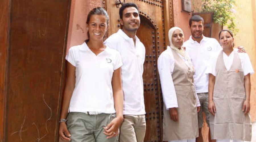 Rusticae Marruecos Hotel Riad Abracadabra de lujo