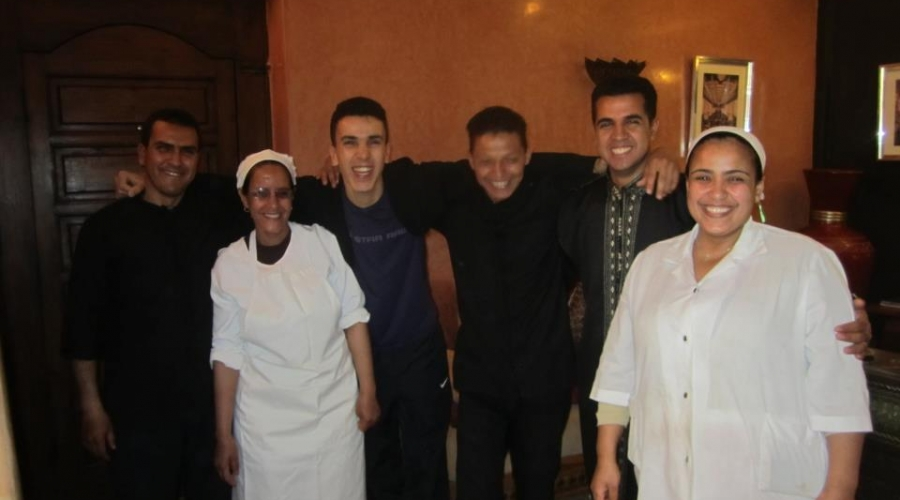Rusticae Marruecos Hotel Riad Belle Epoque de lujo
