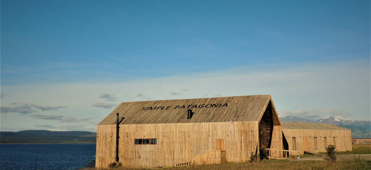 Simple Patagonia Hotel