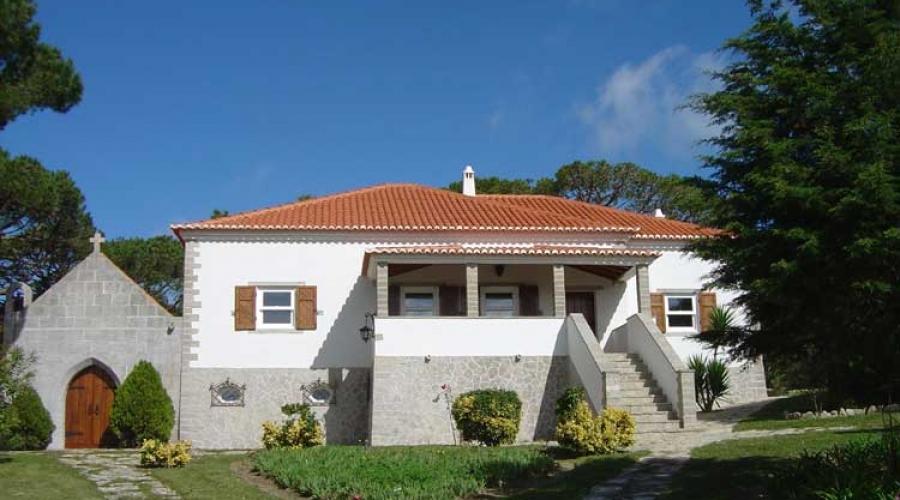 Rusticae Lisboa Portugal Hotel Solar Do Magoito rural para niños