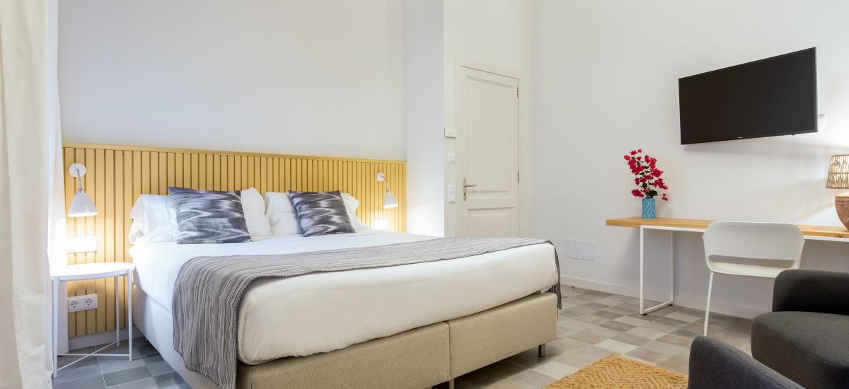 Hotel Son Gris en Selva Mallorca Baleares Habitación Rusticae