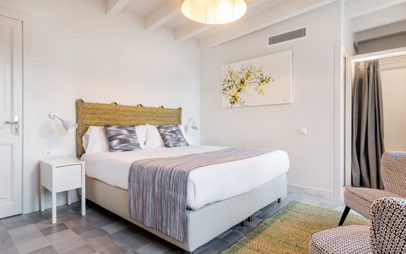 Hotel Son Gris in Selva Mallorca Baleares Room Rusticae