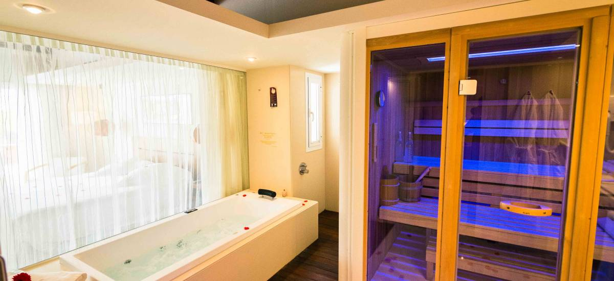 Tancat de Codorniu Hotel Rusticae sauna