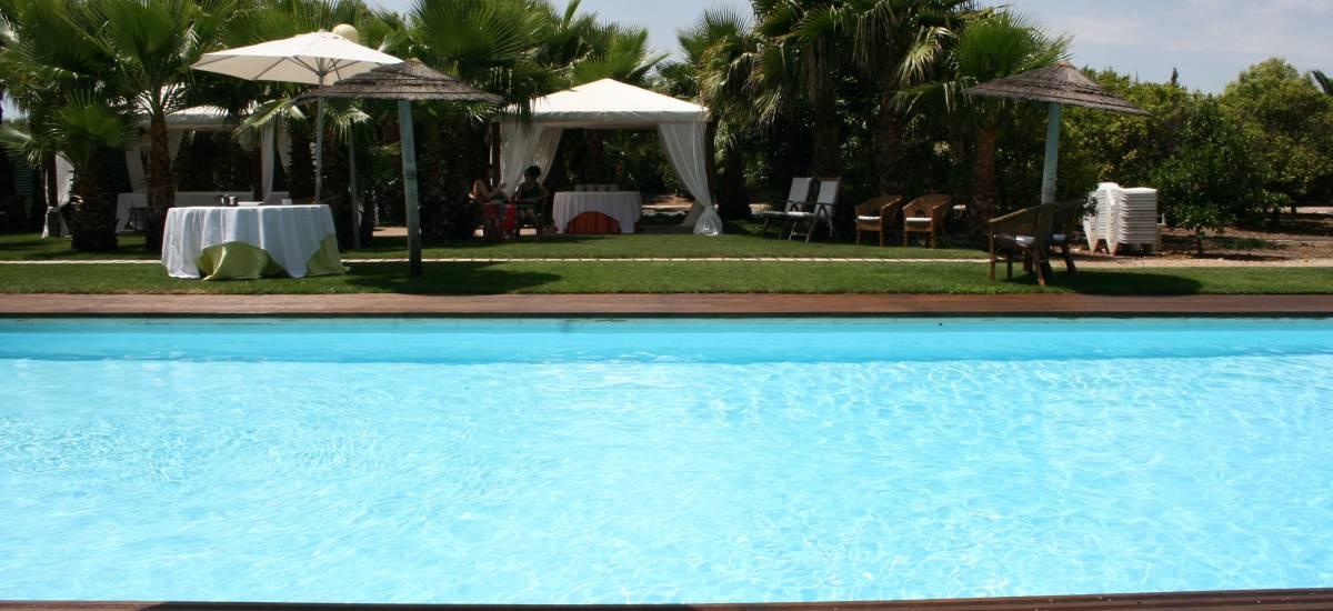 Tancat de Codorniu Hotel Rusticae pool