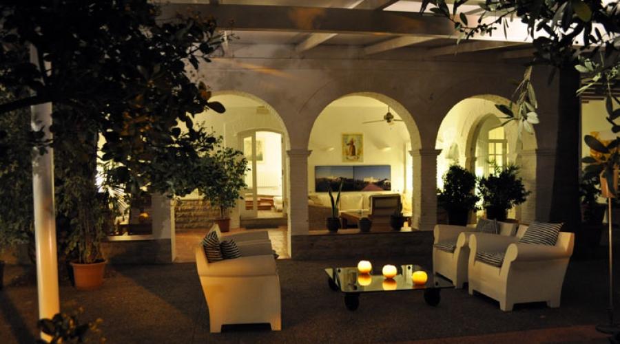 Rusticae Tarragona Hotel Tancat de Codorniù con encanto Terraza
