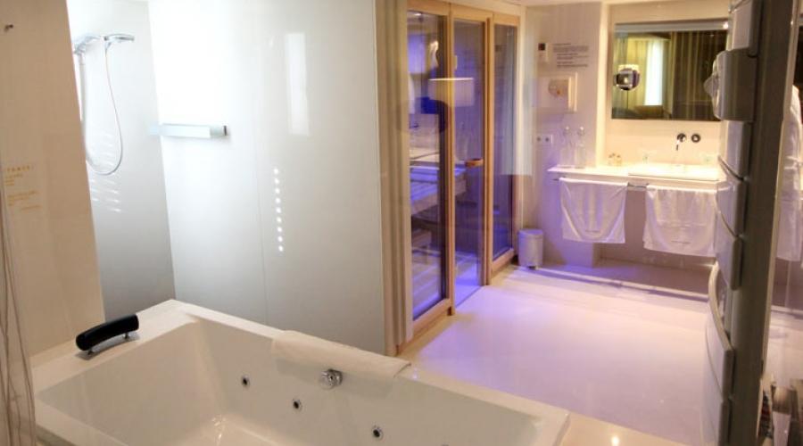 Rusticae Tarragona Hotel Tancat de Codorniù con encanto Baño
