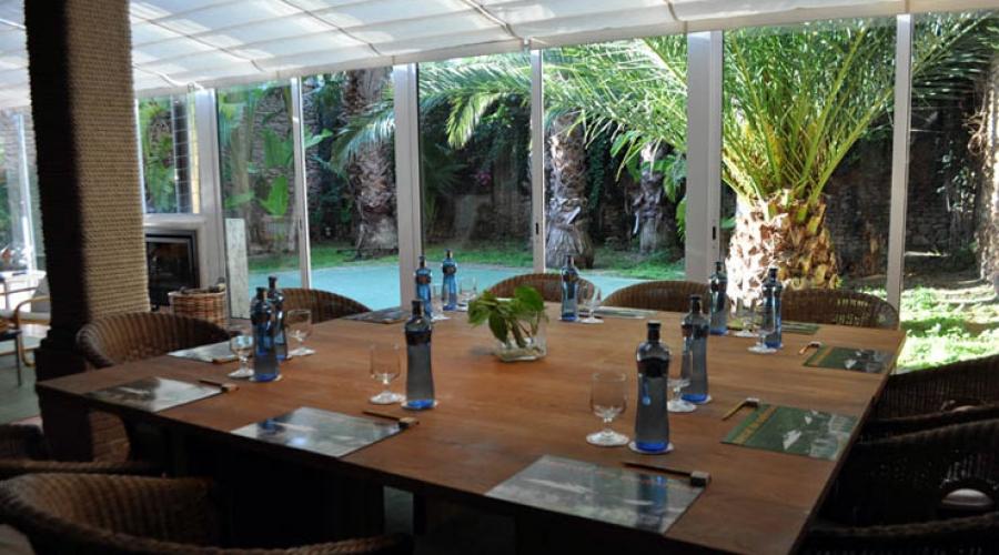 hoteles gastronómicos, hoteles para eventos