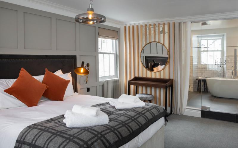 The Black Bull Hotel England