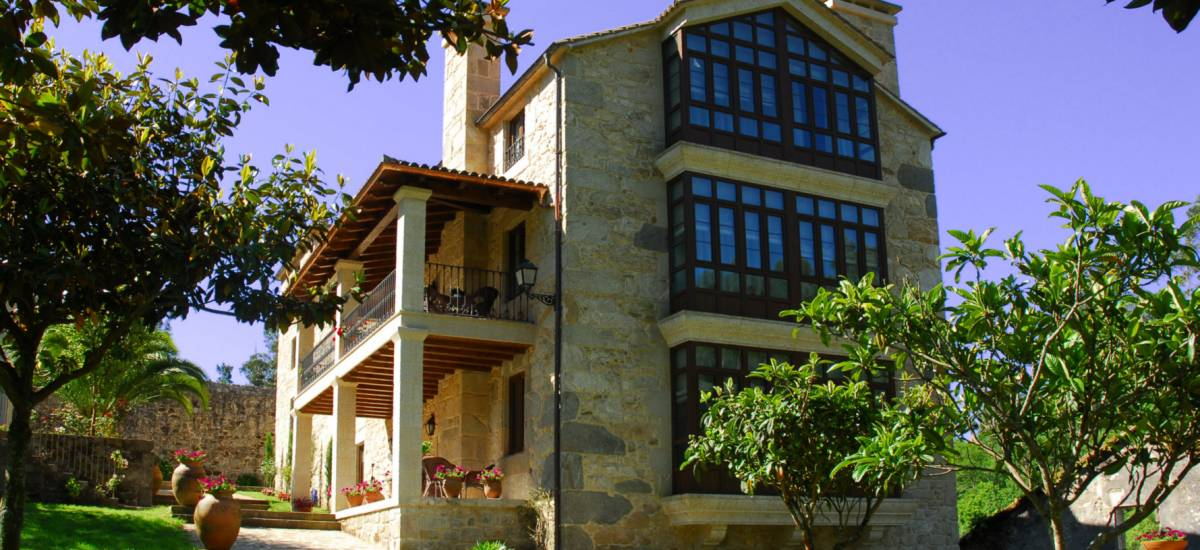 Torre do Rio Boutique Hotel in Caldas de Reis Rusticae