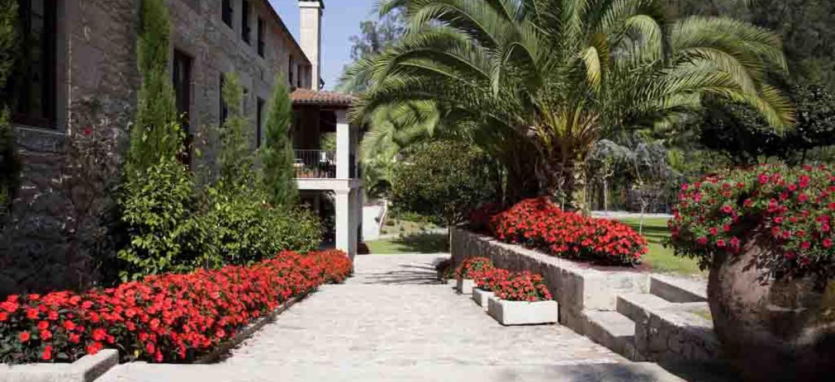 Rusticae Pontevedra Hotel Torre do Rio con encanto