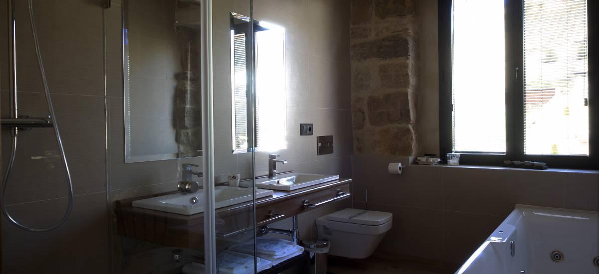Torre Maestre Hotel Rural Rusticae habitación Aseo
