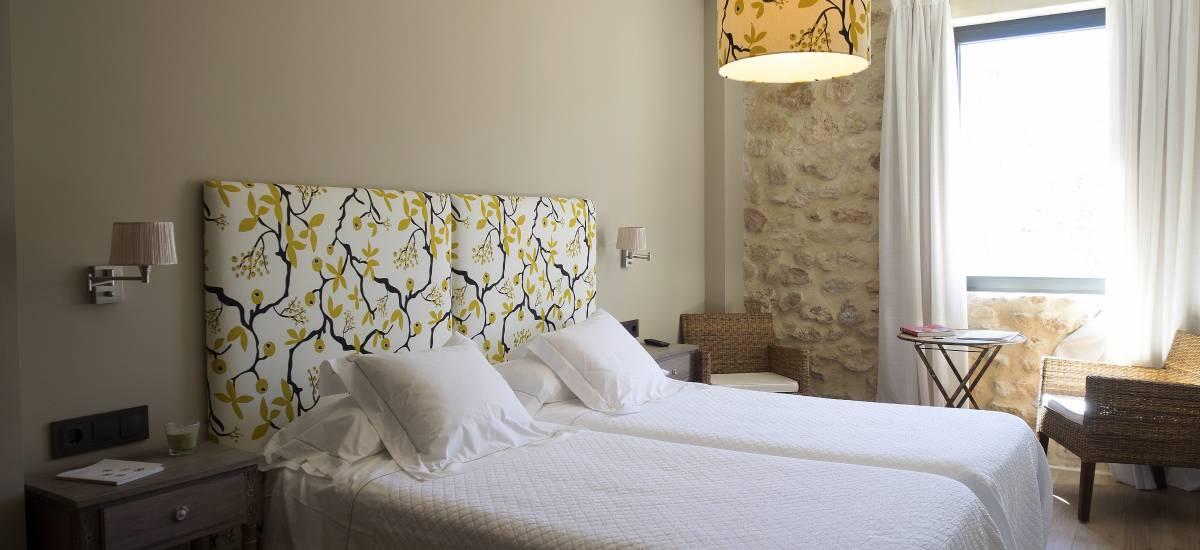 Torre Maestre Hotel Rural Rusticae cama
