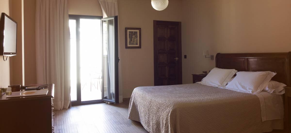 Torre Maestre Hotel Rural Rusticae cama 2