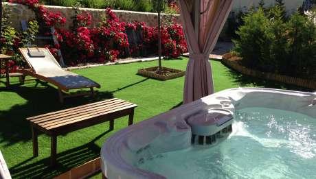 Rusticae Hotel Cuenca con encanto Jacuzzi