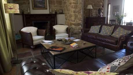 Rusticae Hotel Cuenca con encanto Salón