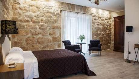Rusticae Hotel Cuenca con encanto Habitación