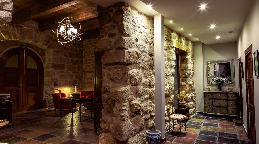 Rusticae Hotel Cuenca con encanto Hall