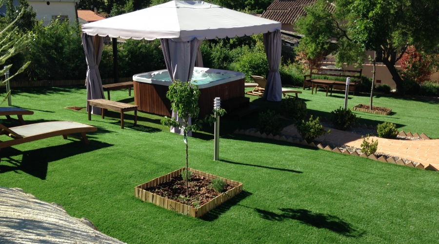 Rusticae Hotel Cuenca con encanto Jardín