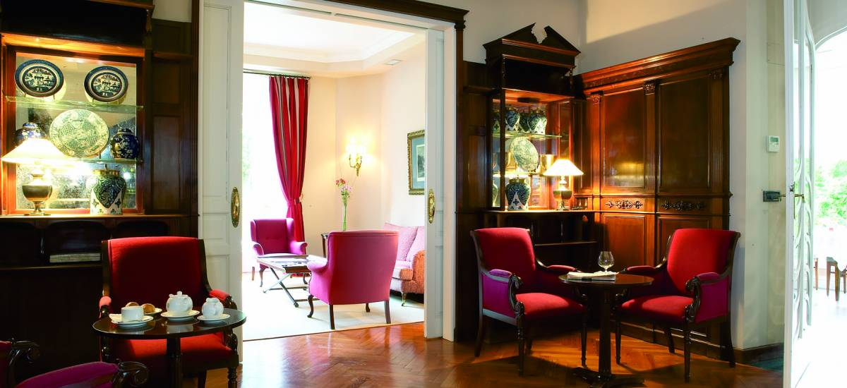 Rusticae Gipuzcoa charming Hotel Villa Soro hall