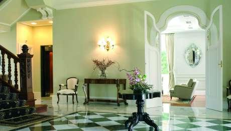 Rusticae Gipuzcoa Hotel con encanto Recibidor