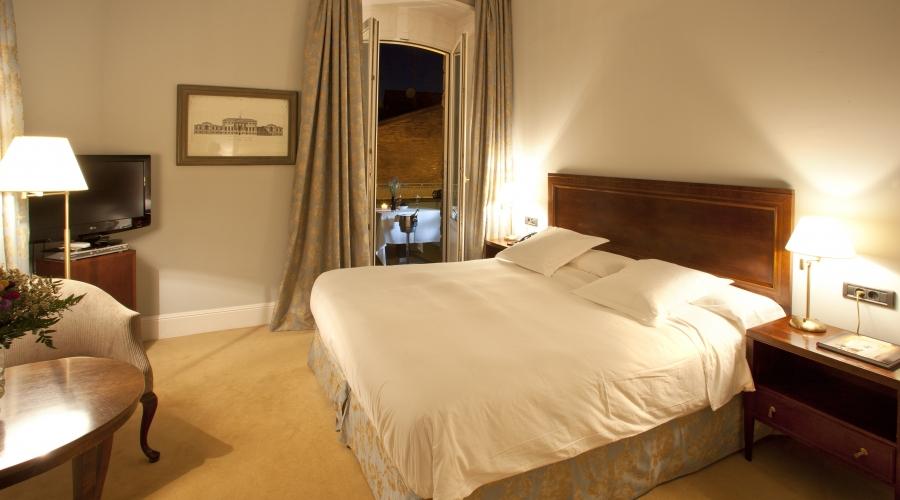 Rusticae Gipuzcoa Hotel con encanto Habitación